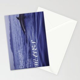 Beneath The Waves Stationery Cards