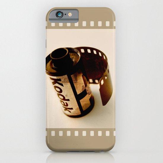The last kodak film iPhone & iPod Case