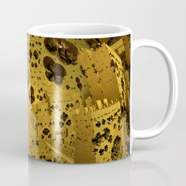 City of Golden Dust Coffee Mug