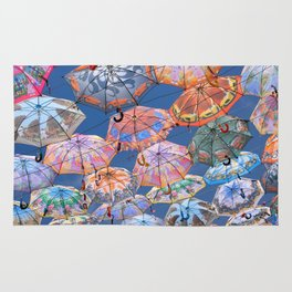 Umbrella Canopy 2 Rug