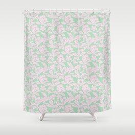 Japanese Pattern 14 Shower Curtain