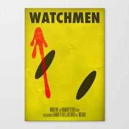 Watchmen - The Comedian Canvas Print