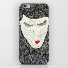 that all elusive peace of mind iPhone & iPod Skin