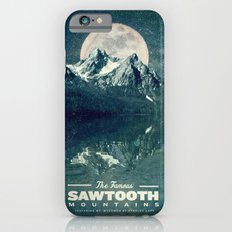 Sawtooths: Stanley Lake Slim Case iPhone 6s