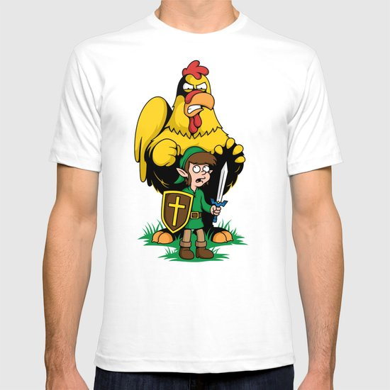 The Legend of Ernie (light background) T-shirt