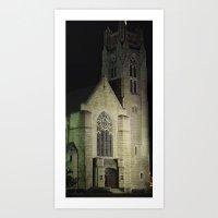 Williams Memorial Chapel Art Print