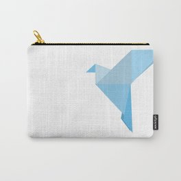 Taking Flight Origami Carry-All Pouch
