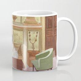 VINTAGE CHICK Coffee Mug