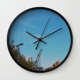 By The Quay Wall Clock