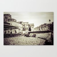 antique Canvas Prints featuring [Antique] by Mathias Rat