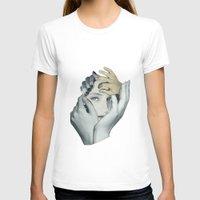 cuddle T-shirts featuring Cuddle by fabiotir