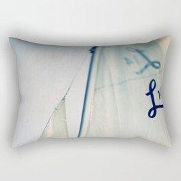 Sail #2 Rectangular Pillow
