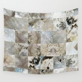 Stone Light Puzzle Wall Tapestry