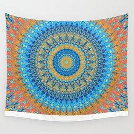 Mandala 193 Wall Tapestry