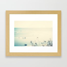 What If Nothing Framed Art Print