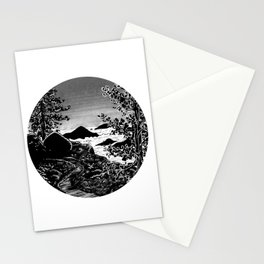 Clouds (Backpacking San Jacinto PCT) - Inktober 2017 Stationery Cards