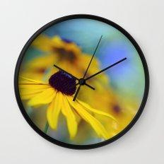 Summer Radiance Wall Clock