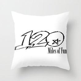 Self Titled Throw Pillow