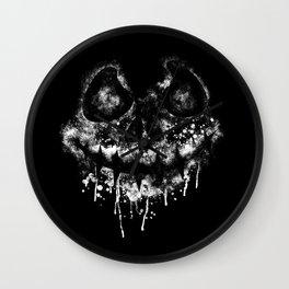 Pumpkin Soul Wall Clock