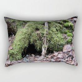 Where Do The Trolls Hide? Rectangular Pillow