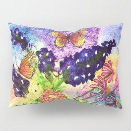 Bluebonnet Bouquet Pillow Sham