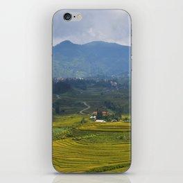 LANDSCAPE - Sa Pa iPhone Skin