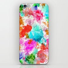Koi Pond, Water Lilly iPhone & iPod Skin