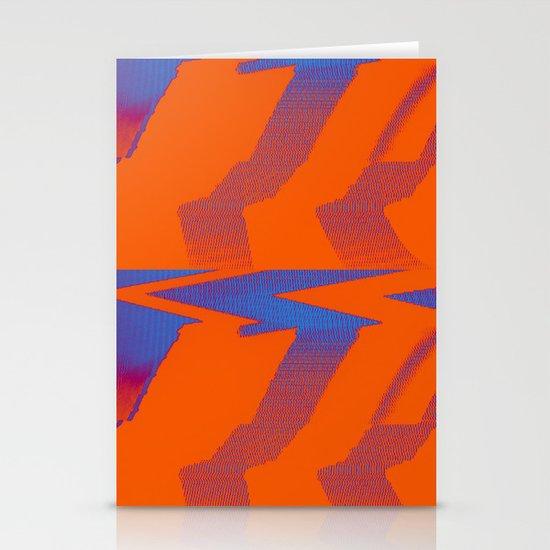Digital Died/TigerPower Stationery Cards