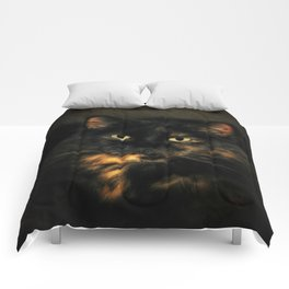 Tortoiseshell Cat Comforters