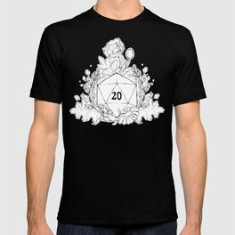 Plant Secrets: D20 T-shirt