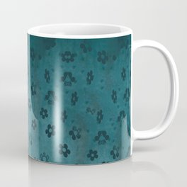 Flower In A Smoky Room Coffee Mug
