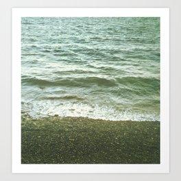 Sea you there Art Print