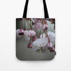 Zierapfel Blüte   Tote Bag