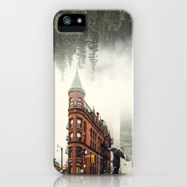 The Gooderham Forest iPhone Case