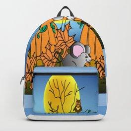 """Harvest Moon"" Backpack"