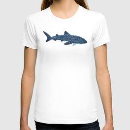 """FINconceivable Still """"Whale Shark"""" T-shirt"""