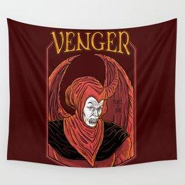Venge, force of Evil Wall Tapestry