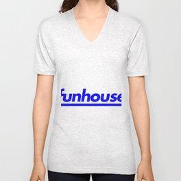 funhouse Unisex V-Neck