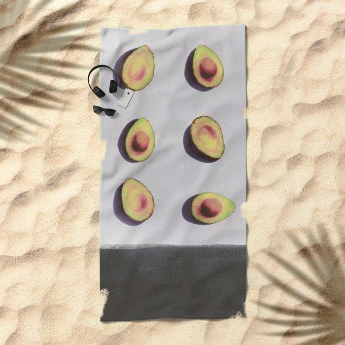 fruit 2 Beach Towel