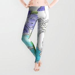 Floral II Leggings