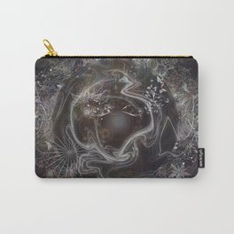 When Worlds Collide-Abstract Universe Carry-All Pouch