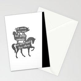 Animal Farm - George Orwell Stationery Cards