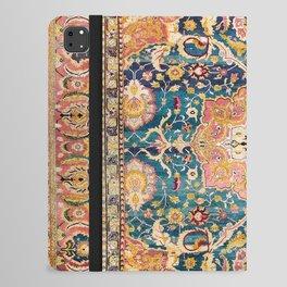 Amritsar Punjab North Indian Rug Print iPad Folio Case
