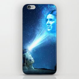 Our Lady of Stars iPhone Skin