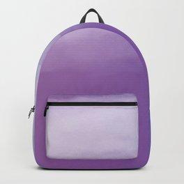 Watercolor (purple) Backpack