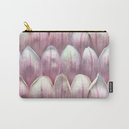 Magnolia Blossom in Blush Carry-All Pouch