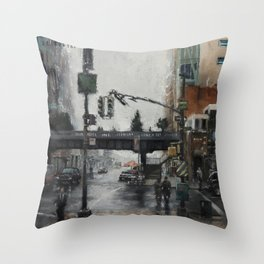 The Highline Throw Pillow