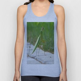 Praying Mantis Unisex Tank Top