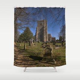 St Margaret Bethersden Shower Curtain