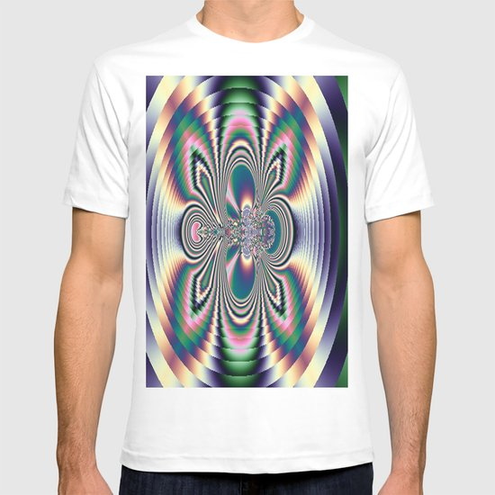Hypnotic Circles T-shirt
